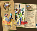 Allegheny Surveys brochure design