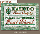 Diamond B Farm Supply graphics