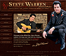 Steve Warren Ministries website design - www.stevewarrenministries.com